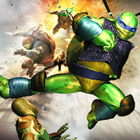 Ikon apk Real Ninja Turtle Street Fighting Games 2018