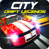 City Drift Legends- Hottest Free Car Racing Game icon
