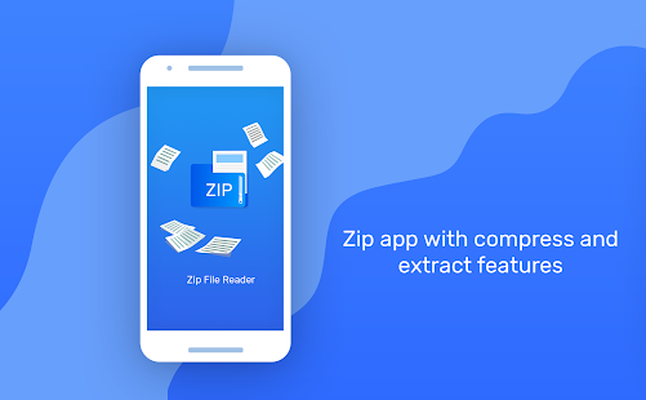 Zip File Reader - Zip & Unzip Files Android - Free Download Zip File