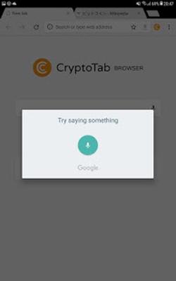 CryptoTab Browser Mobile Android - Baixar CryptoTab Browser