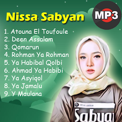 Lagu Nissa Sabyan Lengkap Offline 2018 Android - Free