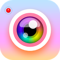 Ikona Sweet Camera - Selfie Filters, Beauty Camera