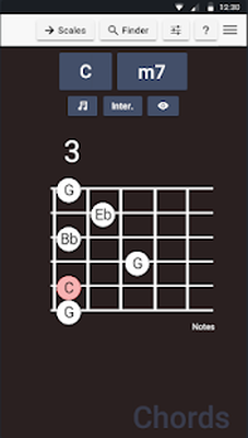 Guitar Chords & Scales (free) Android - Free Download Guitar