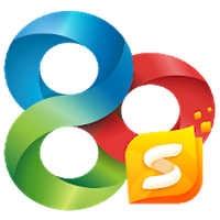 GO Launcher S – 3D Theme, Wallpaper & Sticker 아이콘