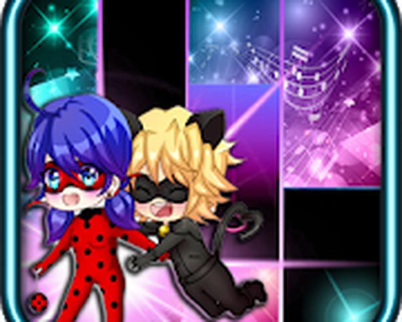 Miraculous Ladybug Piano Tiles Android Free Download