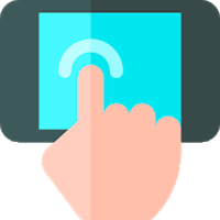 Иконка Нажатие - автоматический кликер