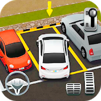 Prado Car Parking Challenge icon