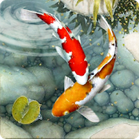 Ikon apk hidup ikan wallpaper 3d air tema wallpaper