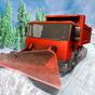 Kota Blower salju truk: Excavator salju bajak game 1.0.4