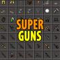 Мод оружие для Майнкрафт ПЕ 1.0.14