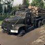 Truck Simulation Operation Wood 1.1 APK
