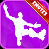 APK-иконка Battle Royale Dance Emotes For Fortnites (Ad-Free)