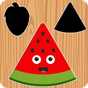 Fruits Puzzles for Kids - FREE 1.2.7