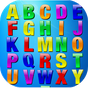 To learn the English alphabet 1.1