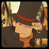 Icône de Layton: l'étrange villageHD