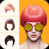 Frisur Simulator Frisuren Und Haarschnitte App Android