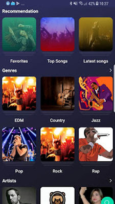 Free Music - YouTube Music Player & MP3 Player Android