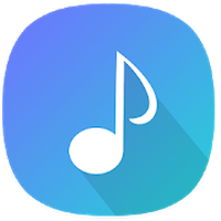 Music Player style Note 9 Icon