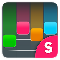 SUPER PADS TILES – Your music GAME! Simgesi