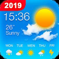 Apk Weather Forecast - Widget & Radar