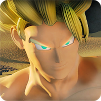Biểu tượng apk Ultimate Saiyan Street Fighting: Superstar Goku 3D