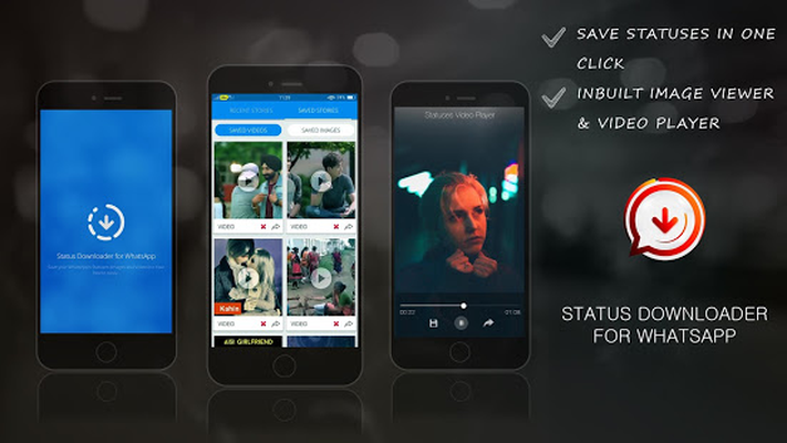 Status Downloader For Whatsapp 102 Android Descargar Gratis