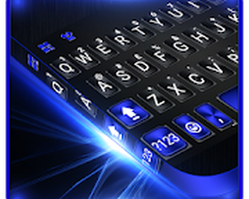 Cool Black Plus Keyboard Theme Android - Free Download Cool