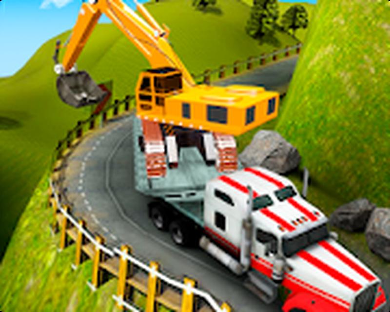 Baixar Extreme Transport Construction Machines APK Android