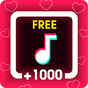 TikBooster - Fans & Followers & Likes for Tik-Tok 1.0 APK