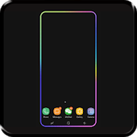 Samsung Edge Beleuchtung Live Wallpaper App Android Kostenloser