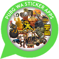 Ícone do apk WA Stickers For PUBG-PUBG Whatsapp Stickers
