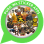 WA Stickers For PUBG-PUBG Whatsapp Stickers  APK