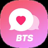 bts messenger app