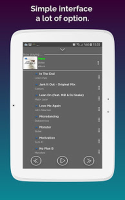 Cloudist - Free Cloud Music Player Android - Pobierz