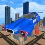 Flying Police Car - Game Mobil Terbang yang 1.2