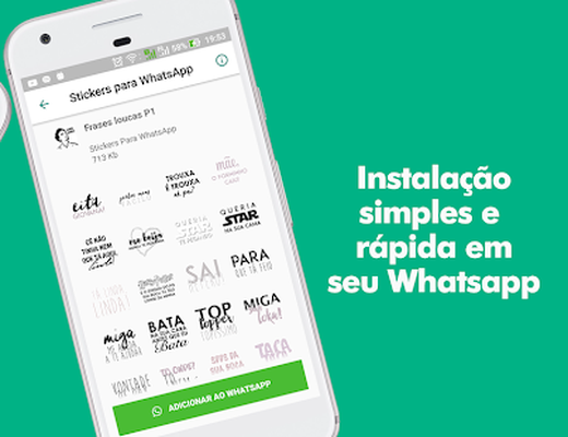 Wastickerapps Stickers Para Whatsapp 20 Android