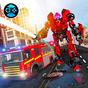 Firefighter Real Robot Rescue Firetruck Simulator 1.0.6