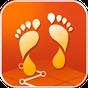 Kilo kaybı için yürüyüş adım sayacı pedometre 1.0.4