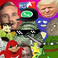 Meme Stickers for WhatsApp apk icon