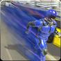 Super Light Speed Robot Superhero: Speed Hero 1.5