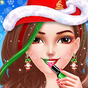 Christmas Salon Makeover & Dressup Game for Girls 1.2 APK