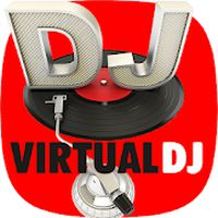 Icône apk Virtual DJ Pro 8 pour android