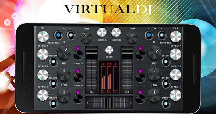Virtual DJ Mixer 8 Android - Free Download Virtual DJ Mixer
