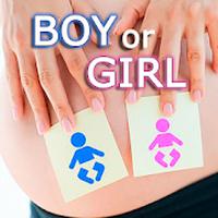 Ícone do Menino ou menina - Previsor de Gênero?