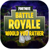 Ícone do Game Would you rather for Battle Royale