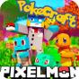 PixelMon mod: cube and craft 3d 4 APK