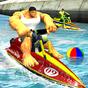 Super Hero Boat Racing 1.1 APK