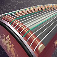 Biểu tượng Guzheng Extreme: Đàn Tranh
