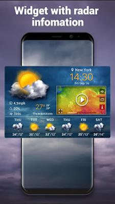 Weather Radar Alerts App & Global Forecast Android - Free Download