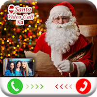 Icoană apk Santa Claus Video Call : Live Santa Video Call